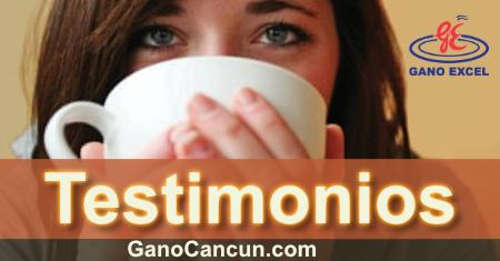 Testimonios Gano Excel y Gano Café